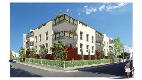 Appartement neuf Résidence Laura éco-habitat à Nîmes