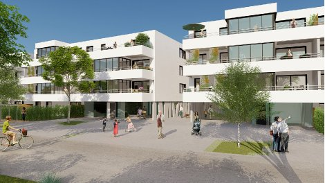 Appartement neuf Le Domaine des Jardins d'Artois à Beaurains
