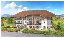 Appartements et maisons neuves Le Pre d'Henry investissement loi Pinel à Faucigny