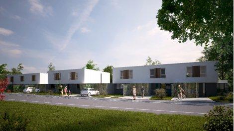 "Programme immobilier du mois ""Les Jardins des Rives"" - Gambsheim"