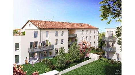 Appartement neuf Les Confidentiels à Neuville-sur-Saône