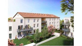 Appartements neufs Les Confidentiels investissement loi Pinel à Neuville-sur-Saône