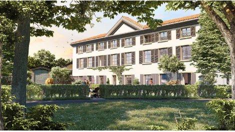 Appartement neuf Le Clos des Rameaux à Saint-Cyr-au-Mont-d'Or