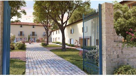 Appartements neufs Le Clos du Torey à Tassin-la-Demi-Lune