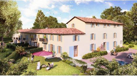 Appartement neuf Le Clos du Torey à Tassin-la-Demi-Lune