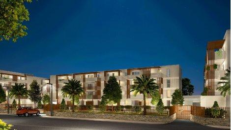 Appartement neuf My Domaine éco-habitat à Baillargues