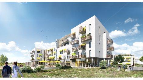 Appartement neuf My Place éco-habitat à Castelnau-le-Lez