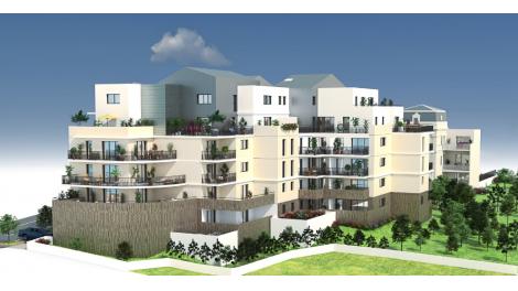 Appartement neuf My Demeure éco-habitat à Montpellier