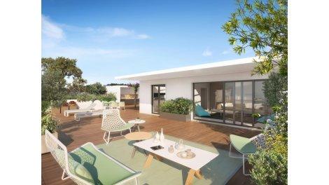 Appartement neuf My Lodge investissement loi Pinel à Montpellier
