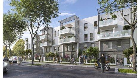 Appartement neuf My Anarit investissement loi Pinel à Montpellier