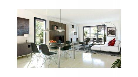 Appartement neuf My Grey investissement loi Pinel à Montpellier