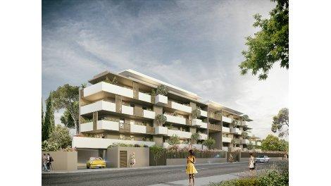Appartement neuf Montpellier - la Pompignane éco-habitat à Montpellier