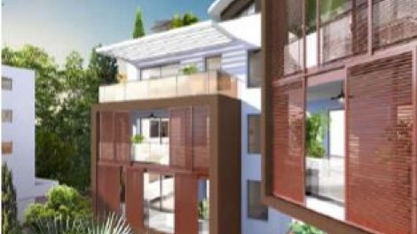 Appartement neuf Montpellier - Hôpitaux Facultés éco-habitat à Montpellier