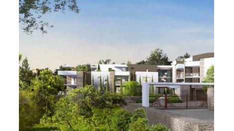 Appartement neuf Montpellier- Saint Gély du Fesc éco-habitat à Saint-Gély-du-Fesc