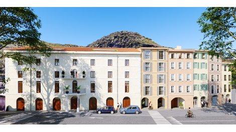 investir dans l'immobilier à Bonifacio