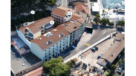 Appartement neuf Résidence les Hauts du Port éco-habitat à Bonifacio