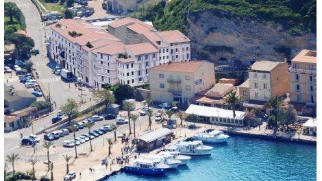 Appartement neuf Les Hauts du Port à Bonifacio à Bonifacio