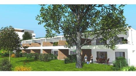 Appartement neuf Résidence du Fort à Porticcio éco-habitat à Porticcio