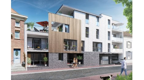Appartement neuf Alter Ego à Marcq-en-Baroeul