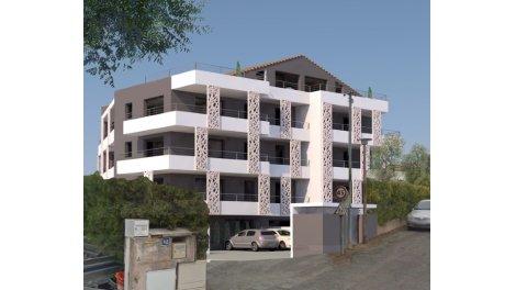 Appartement neuf Villa Anastasia à Saint-Raphaël
