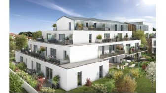 Appartements neufs Calarena éco-habitat à Toulouse