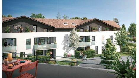 Appartement neuf Via Notte éco-habitat à Mondonville