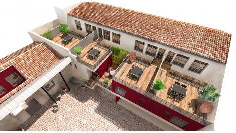 Le clos la bastide bordeaux programme immobilier neuf for Immobilier achat bordeaux