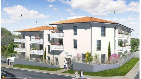 Appartement neuf Villa Foch à Cenon
