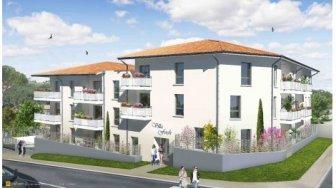 Appartements neufs Villa Foch éco-habitat à Cenon
