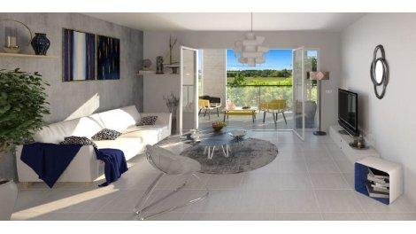 eco habitat neuf à Serignan