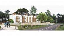 Appartements neufs Aquarelle éco-habitat à Biscarrosse