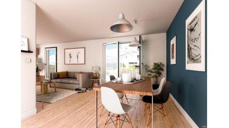 Appartement neuf Ville Neuve éco-habitat à Villenave-d'Ornon