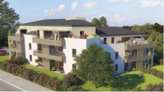 Appartements neufs Xori Kanta éco-habitat à Bayonne