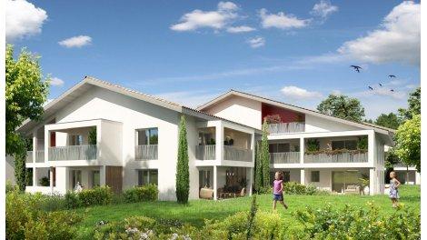 Appartement neuf Les Érables éco-habitat à Ondres