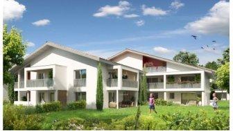 Appartements neufs Les Erables éco-habitat à Ondres