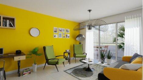 Appartement neuf La Champêtre à Bayonne