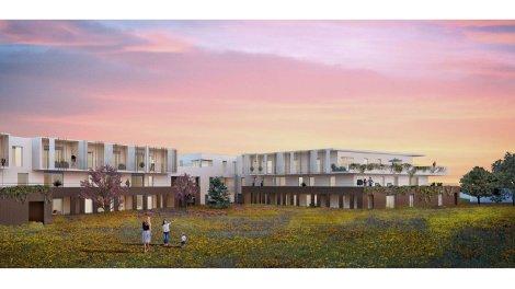 Appartement neuf Moderne & Nature investissement loi Pinel à Castelnau-le-Lez