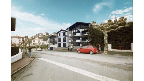 immobilier neuf à Saint-Jean-de-Luz