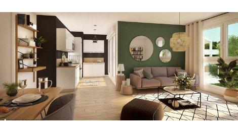 Appartements neufs L'Orée du Parc investissement loi Pinel à Ondres