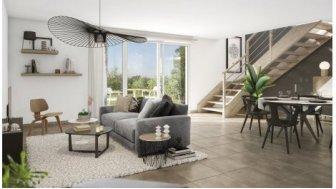 Appartements et maisons neuves Le Reflet éco-habitat à Bassens