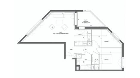 logement neuf à Villenave-d'Ornon