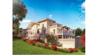 Appartements neufs Quartier Beyris - Limite Anglet éco-habitat à Bayonne