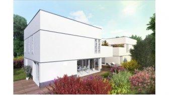 Appartements neufs Clos Esteban éco-habitat à Pessac
