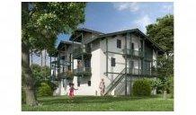 Appartements neufs Résidence Intimiste Lac d'Hossegor éco-habitat à Hossegor