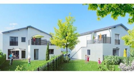 eco habitat neuf à Villenave-d'Ornon