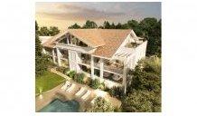 Appartements neufs Pavillon Milady investissement loi Pinel à Biarritz