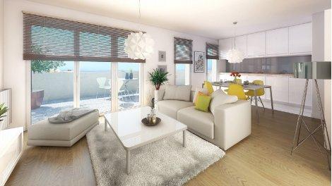 Appartements neufs Villa Lormont éco-habitat à Lormont