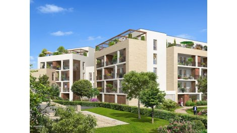 Pierre 1er heritage le bouscat eco construction for Acheter programme neuf