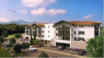 Appartements neufs Oihana éco-habitat à Ciboure