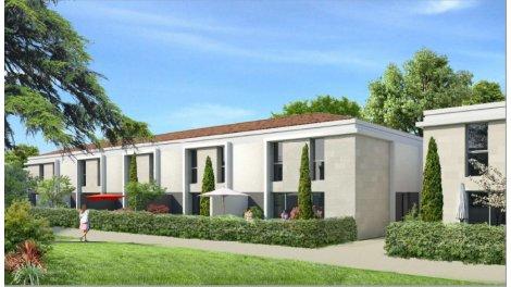 Appartement neuf Le Clos François des Bories à Cenon